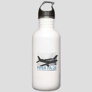 Aircraft Piper PA-28 Stainless Water Bottle 1.0L