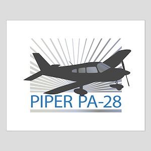 Aircraft Piper PA-28 Small Poster