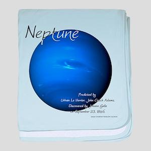 Neptune baby blanket