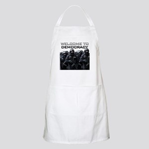 Welcome To Democracy Apron