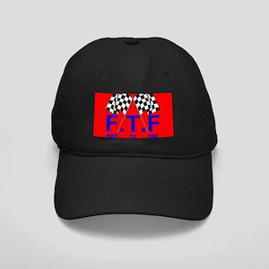 FTF Flag Black Cap