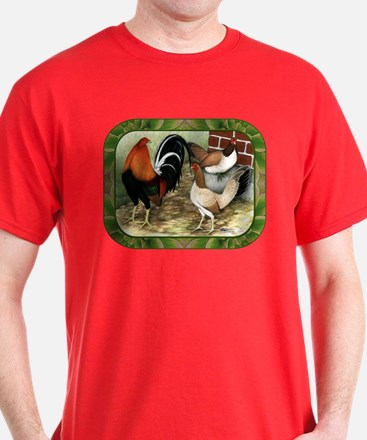 Barnyard Game Fowl T-Shirt