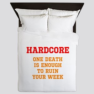 Hardcore: One Death is Enough to Ruin Your Week Qu
