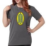 Christmas Flower Tree Womens Comfort Colors Shirt