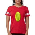 Christmas Candle Tree 00 Womens Football Shirt