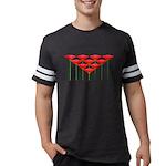 Love Flower 52 Mens Football Shirt