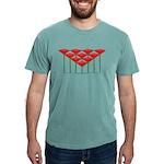 Love Flower 52 Mens Comfort Colors Shirt