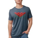 Love Flower 52 Mens Tri-blend T-Shirt