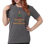Help! I've Levitated! Womens Comfort Colors Shirt