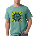 Window Flower 02 Mens Comfort Colors Shirt