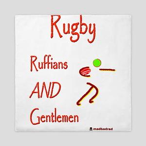 Rugby Ruffians 6000 Queen Duvet