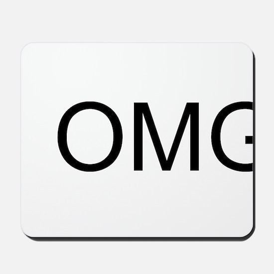 OMG Mousepad