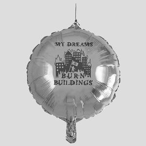 My Dreams... Mylar Balloon