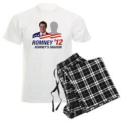 Anti-Romney Shadow Men's Light Pajamas