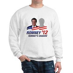 Anti-Romney Shadow Sweatshirt