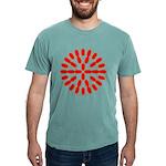 GemRD001GT Mens Comfort Colors Shirt