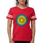 Sun Web Womens Football Shirt