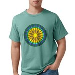 Sun Web Mens Comfort Colors Shirt