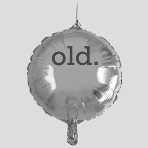 Old Mylar Balloon
