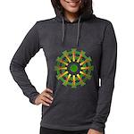 Sparkhenge Womens Hooded Shirt