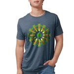 Sparkhenge Mens Tri-blend T-Shirt