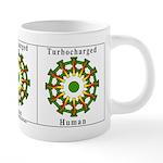 TURBOH01 20 oz Ceramic Mega Mug
