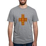 Rf110x1AT Mens Tri-blend T-Shirt