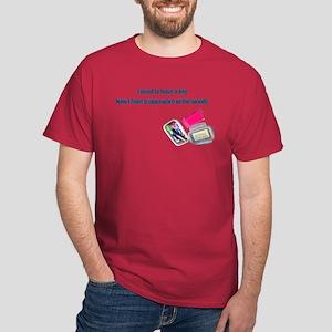 Hunt Tupperware in the Woods Dark T-Shirt