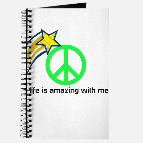 life is amazing with me Journal