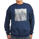 Many Saguaros Recreated Sweatshirt (dark)