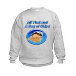 Bag of Chips Kids Sweatshirt
