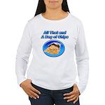 Bag of Chips Women's Long Sleeve T-Shirt