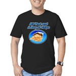Bag of Chips Men's Fitted T-Shirt (dark)