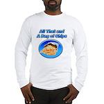 Bag of Chips Long Sleeve T-Shirt