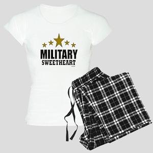 Military Sweetheart Women's Light Pajamas
