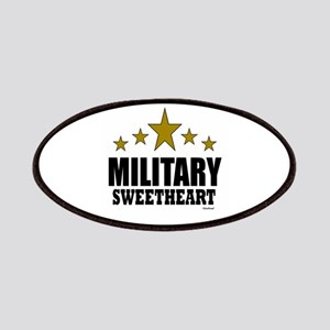 Military Sweetheart Patches