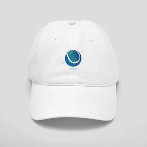 love all world tennis Cap