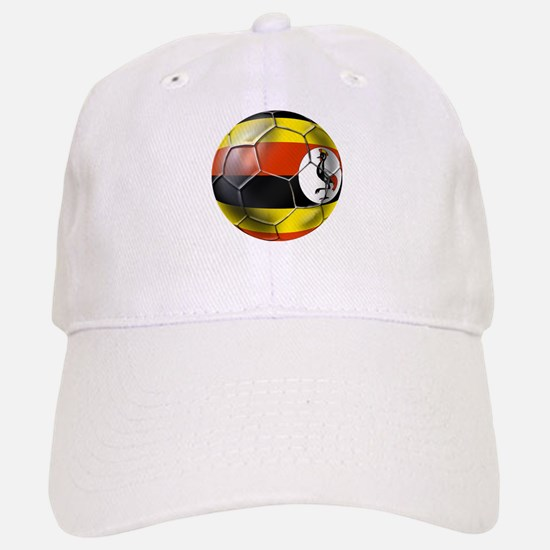 Uganda Football T-Shirts Baseball Baseball Cap