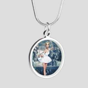 Snow Princess Nutcracker Ballerina Necklaces