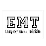 EMT Logo Postcards (Package of 8)