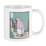 Pregnant Boat Mug