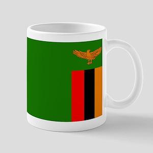 Zambian Flag Mug