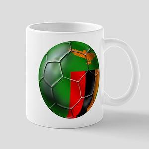 Zambia Football Mug