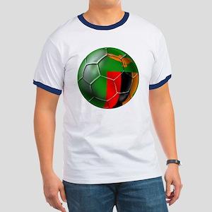 Zambia Football Ringer T