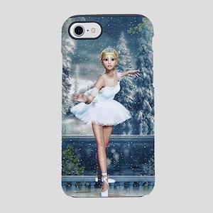 Snow Princess Nutcracker Balle iPhone 7 Tough Case