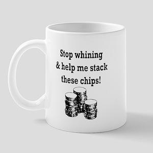 Stop whining & help me stack Mug