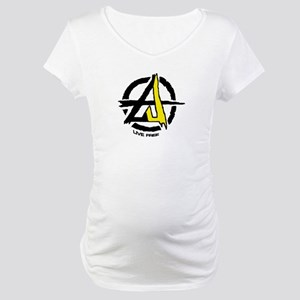 Anarchy / Voluntary Maternity T-Shirt