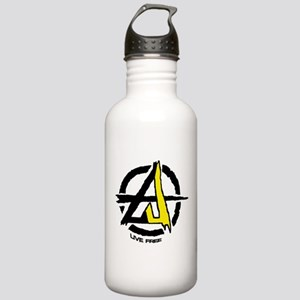 Anarchy / Voluntary Stainless Water Bottle 1.0L