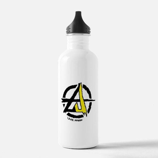 Anarchy / Voluntary Water Bottle