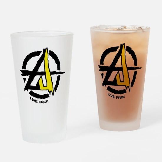 Anarchy / Voluntary Drinking Glass